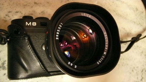 M8 + NOCTILUX-M 1:1/50 E60